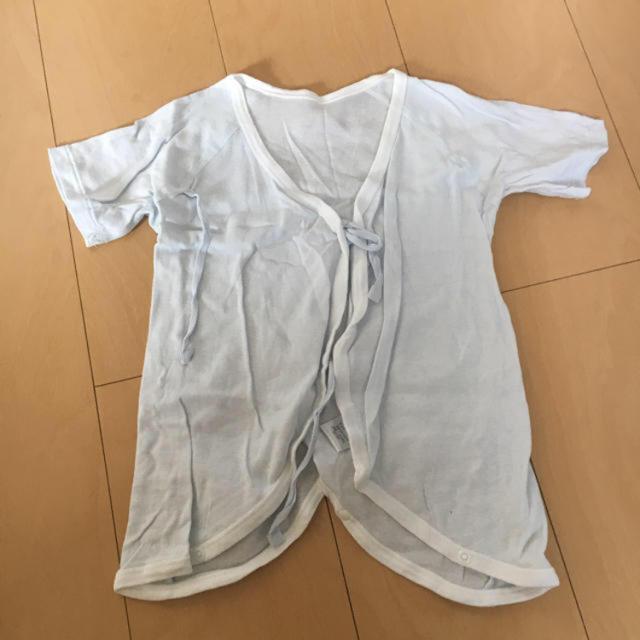 西松屋(ニシマツヤ)のベビー肌着 キッズ/ベビー/マタニティのベビー服(~85cm)(肌着/下着)の商品写真