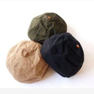 ダントン(DANTON)の新品 neoteny ベレー帽(ハンチング/ベレー帽)