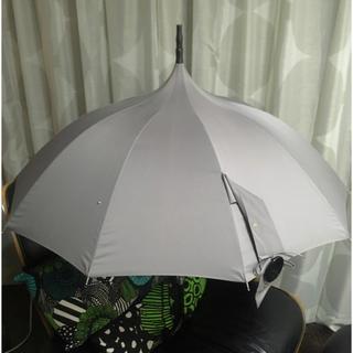 ヴィヴィアンウエストウッド(Vivienne Westwood)のヴィヴィアンウエストウッド 長傘 ダメージあり‼️(傘)