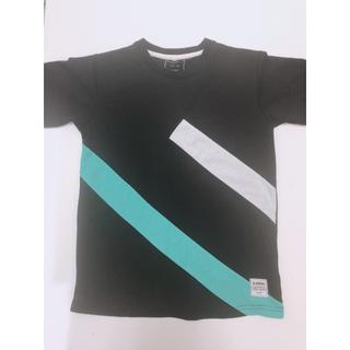 イッカ(ikka)のikka  半袖、子供服 (160cm)(Tシャツ/カットソー)