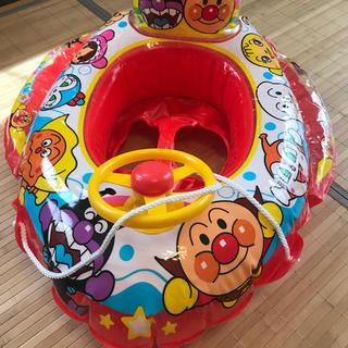 アンパンマン(アンパンマン)のアンパンマン 足入れ浮き輪(マリン/スイミング)