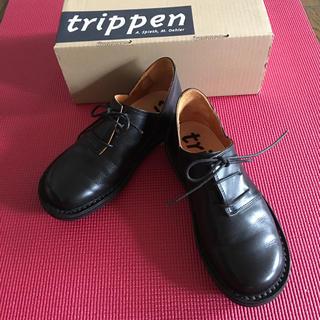 トリッペン(trippen)のトリッペン、37サイズ、外美品(ローファー/革靴)