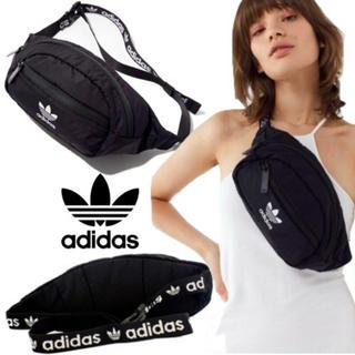 海外限定★ adidas ウエストポーチ ショルダーバッグ アディダス