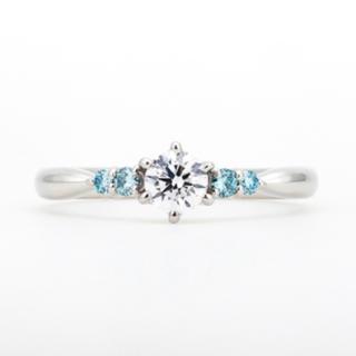 CHARMY チャーミー ダイヤモンド リング 婚約指輪 (リング(指輪))