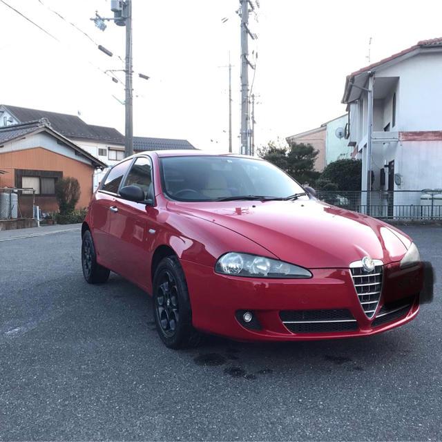 Alfa Romeo(アルファロメオ)の大幅値下げ!【希少車】アルファロメオ147 ts1.6 【5MT】 自動車/バイクの自動車(車体)の商品写真