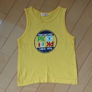 パーソンズキッズ(PERSON'S KIDS)のパーソンズ キッズ ランニングシャツ(Tシャツ/カットソー)