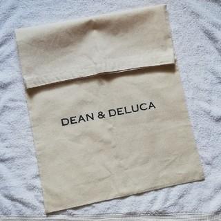 ディーンアンドデルーカ(DEAN & DELUCA)の新品DEAN&DELUCA プレゼントバッグ大(エコバッグ)