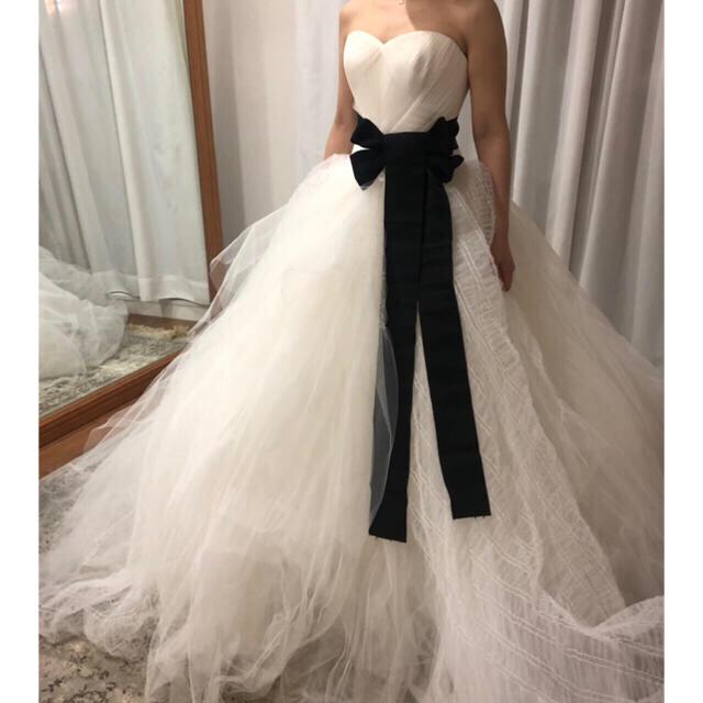 Vera Wang(ヴェラウォン)のverawang octavia レディースのフォーマル/ドレス(ウェディングドレス)の商品写真