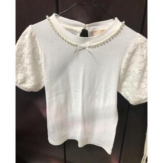 リズリサ(LIZ LISA)のトップス(Tシャツ(半袖/袖なし))