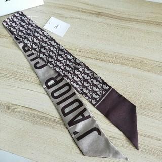 ディオール(Dior)の DIOR  スカーフ(バンダナ/スカーフ)
