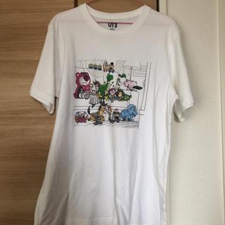 ユニクロ(UNIQLO)のトイストーリー Tシャツ(キャラクターグッズ)