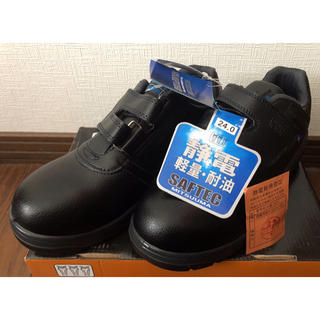 ミツウマ(ミツウマ)のミツウマ 安全靴 24.0 値段交渉可 静電 耐油 軽量(その他)