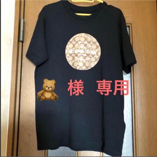 コーチ(COACH)のcoach Tシャツ(Tシャツ/カットソー(半袖/袖なし))