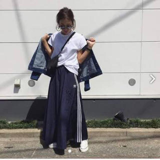 adidas - 完売!adidas originals ロングスカート