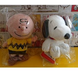 SNOOPY - SNOOPY ソフトビーンドール