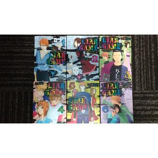 ショウガクカン(小学館)の全巻セット LIAR GAME ライアーゲーム 第1章 文庫版 コミック(全巻セット)