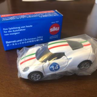 ボーネルンド(BorneLund)のSIKU アルファロメオ4C(ミニカー)