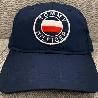 トミーヒルフィガー(TOMMY HILFIGER)の【新品レア】Tommy Hilfiger USA 帽子  (キャップ)