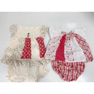 ニシマツヤ(西松屋)の子供服 70(その他)