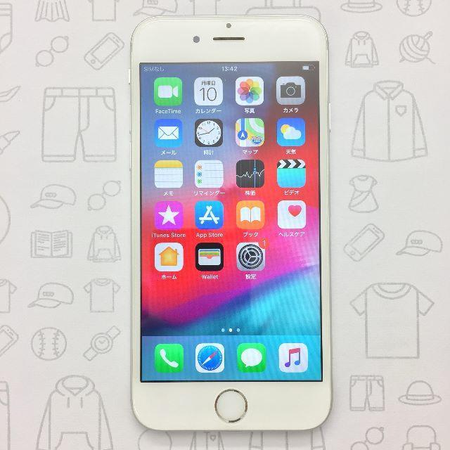 iPhone(アイフォーン)の【ラクマ公式】iPhone 6 16GB 352028071573211 スマホ/家電/カメラのスマートフォン/携帯電話(スマートフォン本体)の商品写真