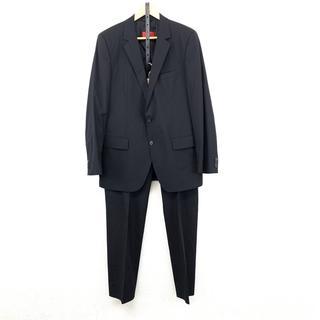 ヒューゴボス(HUGO BOSS)の ヒューゴボス HUGO BOSS スーツ ブラック セットアップ シンプル(セットアップ)