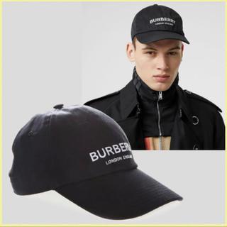 バーバリー(BURBERRY)のBURBERRY キャップ 稀少サイズ『XL』(キャップ)