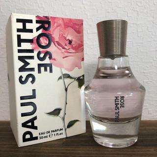 ポールスミス(Paul Smith)のポールスミス PAUL SMITH 香水 ROSE ローズ 30ml(香水(女性用))