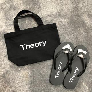 セオリー(theory)のセオリー ビーチサンダル トートバック Theory(ビーチサンダル)
