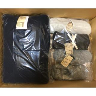 ムジルシリョウヒン(MUJI (無印良品))の無印良品 福袋 2019 夏 ファブリック 6点セット(その他)