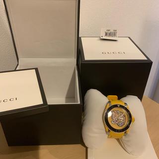 グッチ(Gucci)のGUCCI メンズ時計 女性も勿論大丈夫です!(腕時計(デジタル))