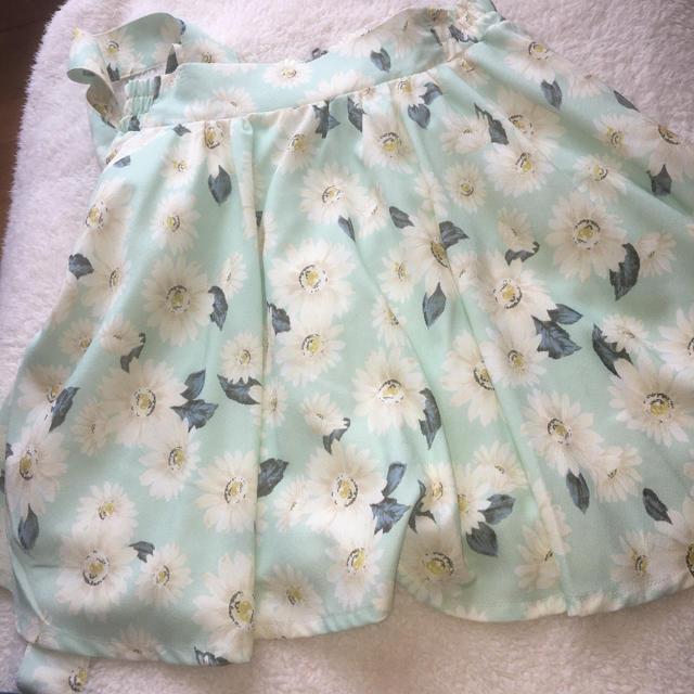 one after another NICE CLAUP(ワンアフターアナザーナイスクラップ)のNICE CLAUP スカート レディースのスカート(ミニスカート)の商品写真