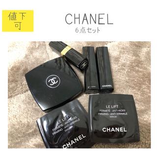 シャネル(CHANEL)のCHANEL 化粧品6点セット USED(コフレ/メイクアップセット)