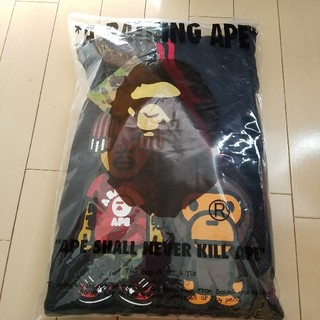 A BATHING APE - BABY MILO X LIL YACHTY PULLOVER