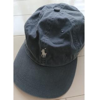 ラルフローレン(Ralph Lauren)のRALPH LAUREN 帽子 キャップ グレー(帽子)