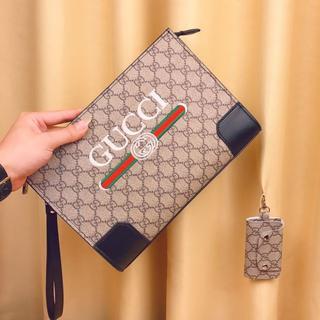 Gucciファッションビジネスクラッチ