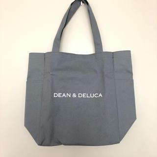 ディーンアンドデルーカ(DEAN & DELUCA)の【新品】DEAN&DELUCA エコバッグ グレー(エコバッグ)