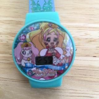 バンダイ(BANDAI)のプリンセスプリキュア腕時計(腕時計)
