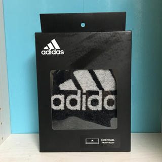 adidas - アディダス・フェイスタオル