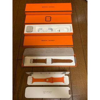 エルメス(Hermes)のApple Watch HERMES Series4 44mm エルメス(その他)