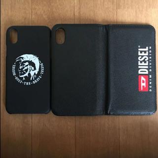ディーゼル(DIESEL)のDIESEL 2way iPhone XS ケース(iPhoneケース)