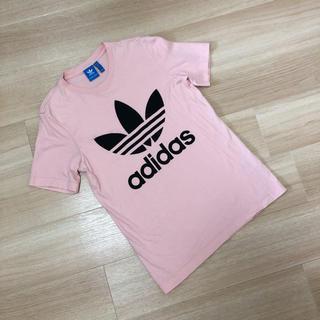 アディダス(adidas)のadidas originals ロゴTシャツ S(Tシャツ(半袖/袖なし))