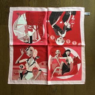 セリーヌ(celine)のセリーヌ  スカーフ  46×47(バンダナ/スカーフ)