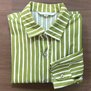 マリメッコ(marimekko)のマリメッコ ヨカポイカ 長袖シャツ メンズ(シャツ)