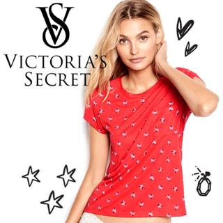 ヴィクトリアズシークレット(Victoria's Secret)のベイビーTシャツ♡ブライトタマル フローラル(Tシャツ(半袖/袖なし))