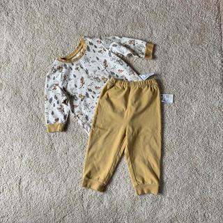 ユニクロ(UNIQLO)のユニクロ パジャマ 80センチ(パジャマ)