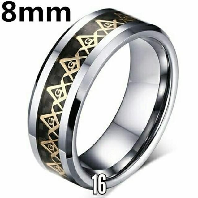 フリーメイソン リング⭐400円アクセ❗ メンズのアクセサリー(リング(指輪))の商品写真