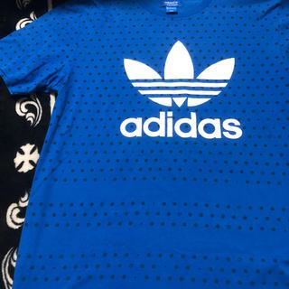 アディダス(adidas)のアディダス  トレフォイル ドット Tシャツ(Tシャツ/カットソー(半袖/袖なし))