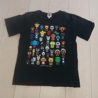 アベイシングエイプ(A BATHING APE)のBAPE KIDS☆半袖Tシャツ(Tシャツ/カットソー)