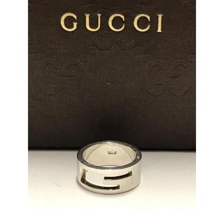 グッチ(Gucci)のGUCCI  Gリング❤︎(リング(指輪))