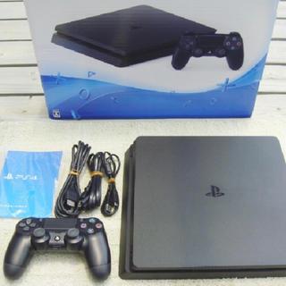 プレイステーション4(PlayStation4)のPS4 本体 中古(家庭用ゲーム機本体)